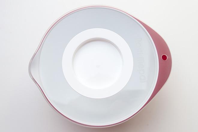 Margrethe Bowl Spatdeksel