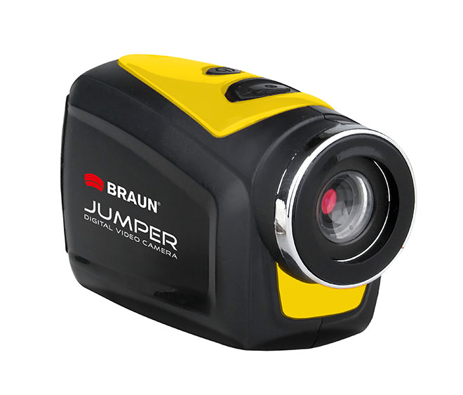 Braun-Jumper