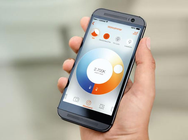 Osram-Lightify-App