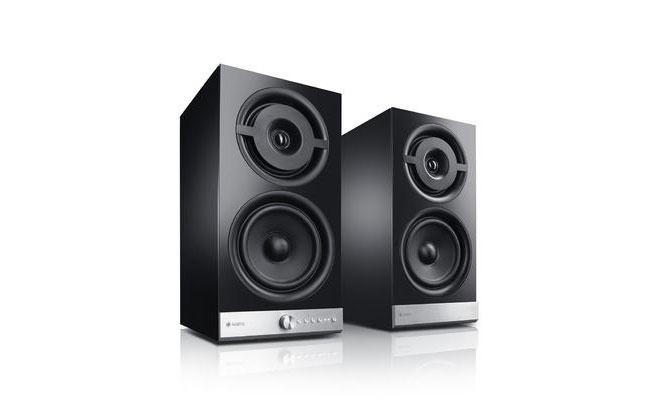 teufel introduceert de raumfeld stereo m en raumfeld one s speakers. Black Bedroom Furniture Sets. Home Design Ideas