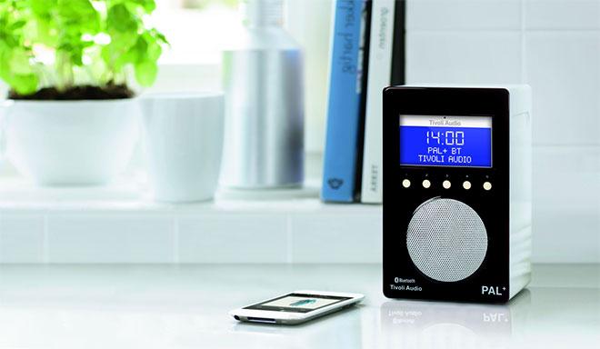 Tivoli Audio\'s PAL+ BT lijkt dé ideale DAB+ badkamerradio ...