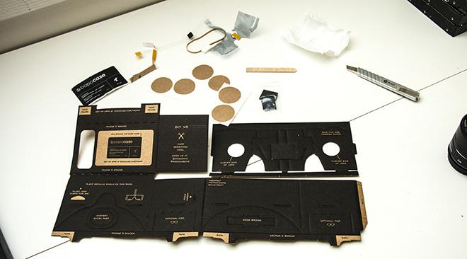 Dodocase Virtual Reality Cardboard Toolkit IMG_0070