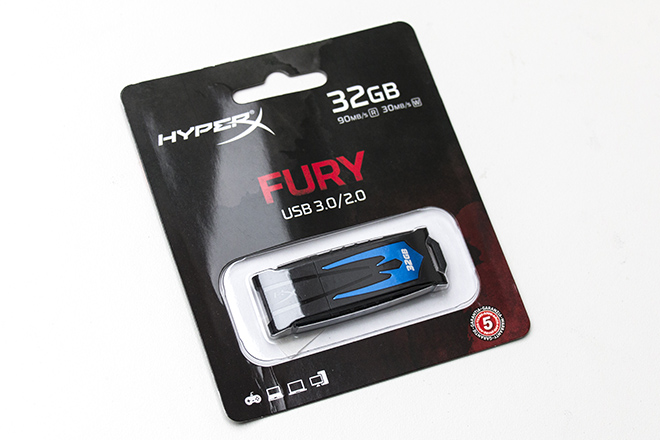 test kingston hyperx fury 32gb usb stick. Black Bedroom Furniture Sets. Home Design Ideas