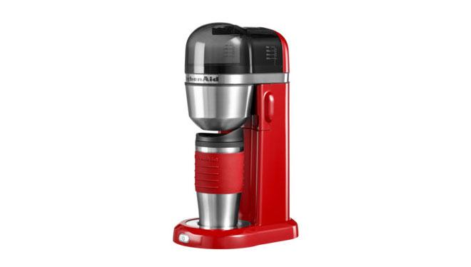 Koffiemachine De Keuken : Kitchenaid komt met twee nieuwe koffiemachines gadgetgear.nl
