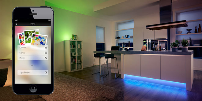 Review: Philips Hue Lightstrips - GadgetGear.nl