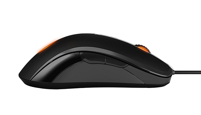 Steelseries Sensei wireless side