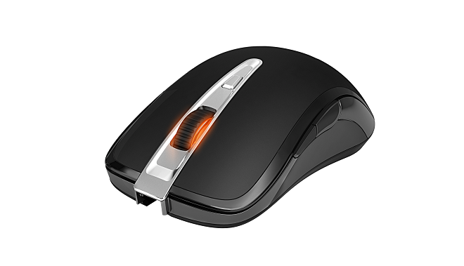 Steelseries Sensei wireless top