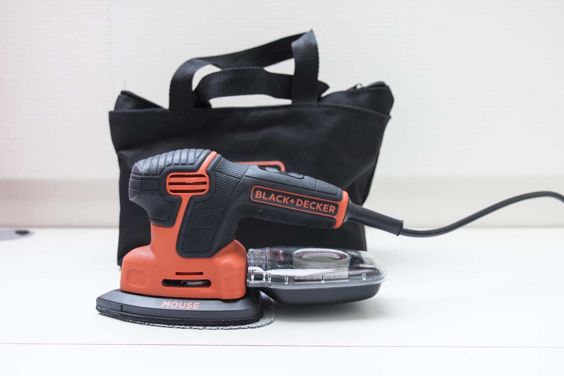 Genoeg Review: Black+Decker Next Generation Mouse 120W (schuurmachine CJ71