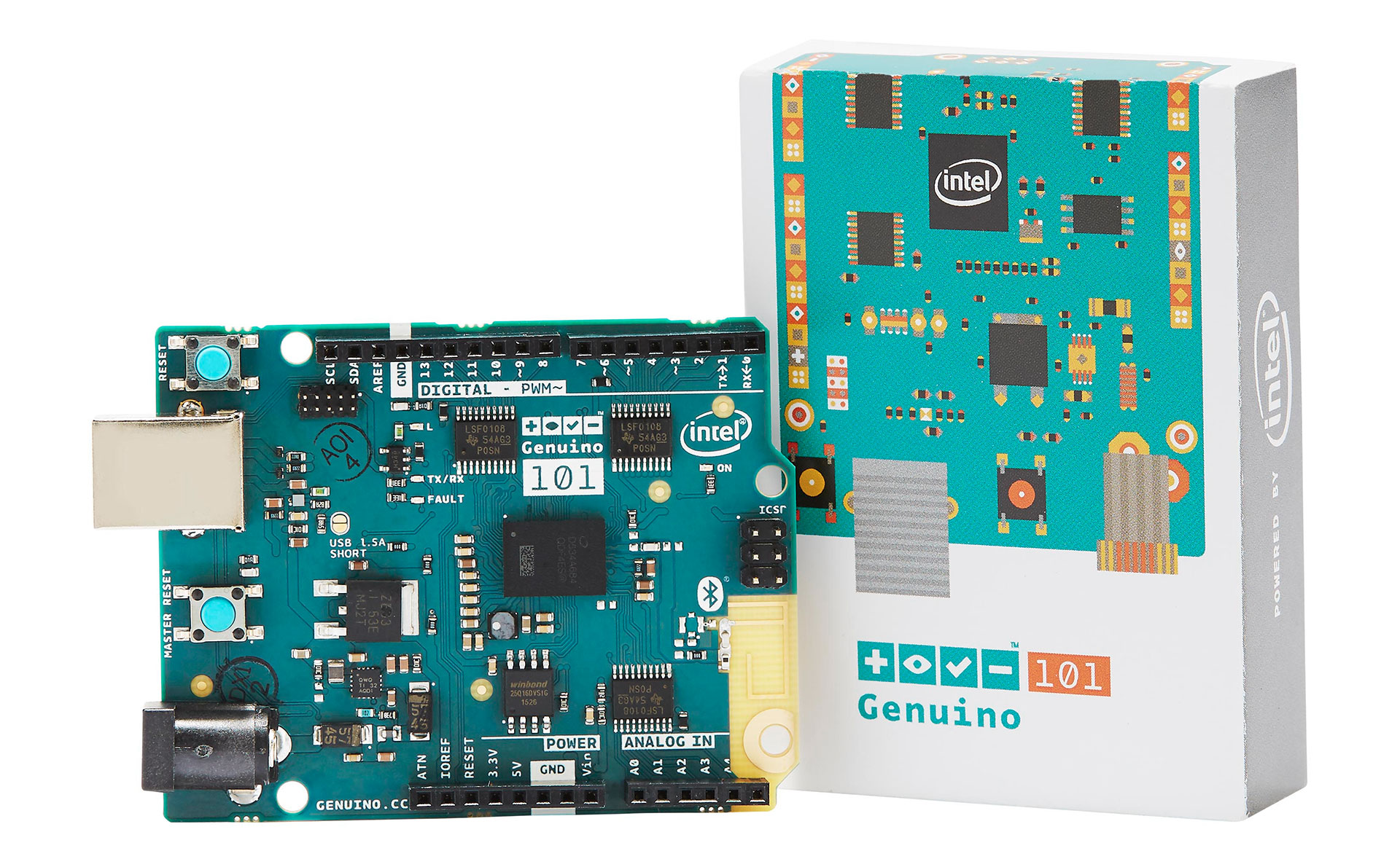 Intel Genuino 101