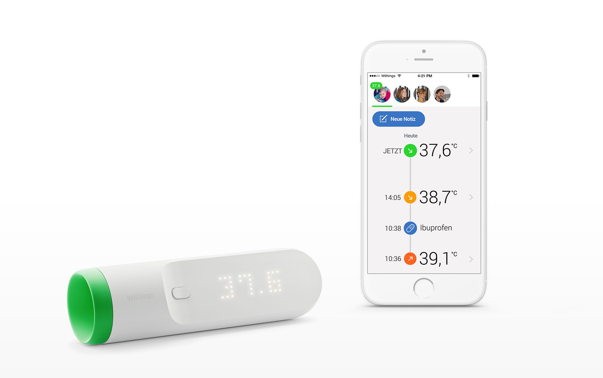 Withings-Thermo-App