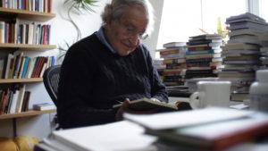 REQUIEM_Chomsky_Office_books