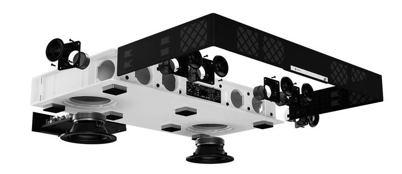 Raumfeld-Sounddeck-Exploded-View
