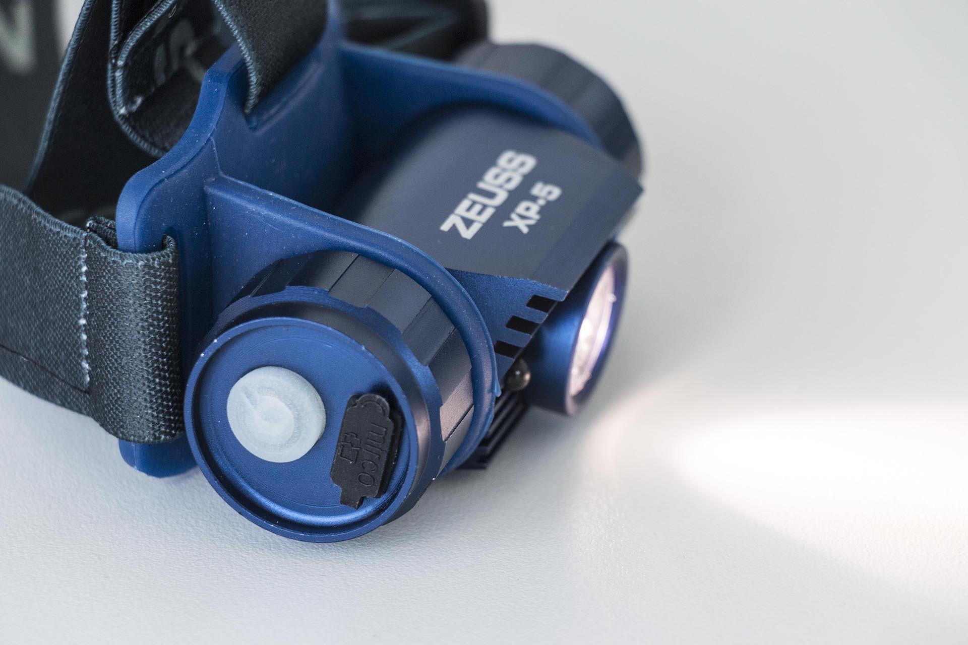 Zeuss XP-5 LED Headlamp_MG_0160