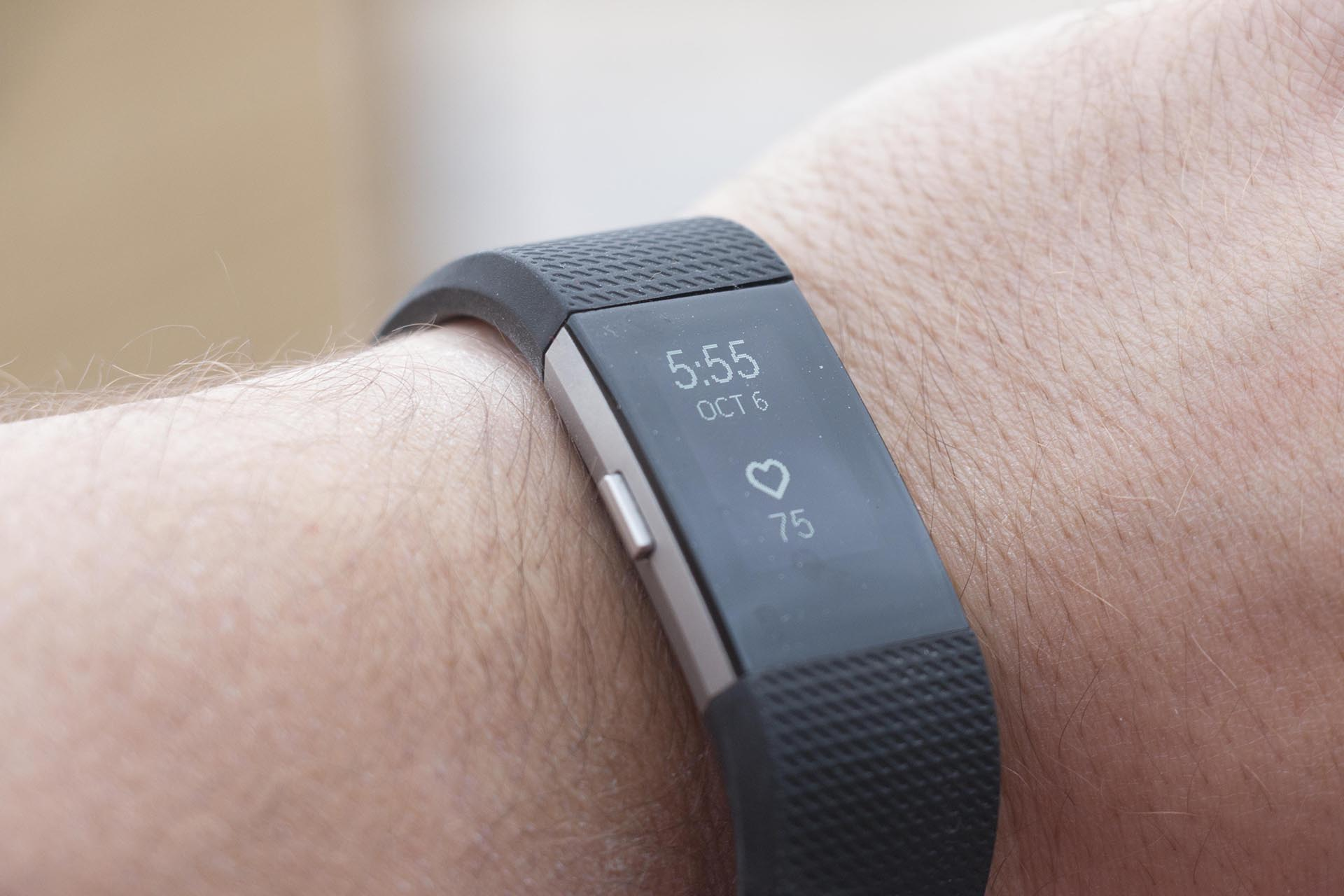 Review: Fitbit Charge 2 Fitness, Health een Sleep Tracker