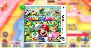 Mario Party: Star Rush Packshot