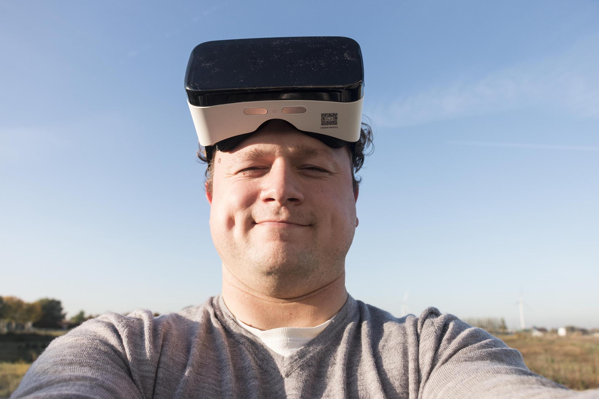 Vodafone Smart VR