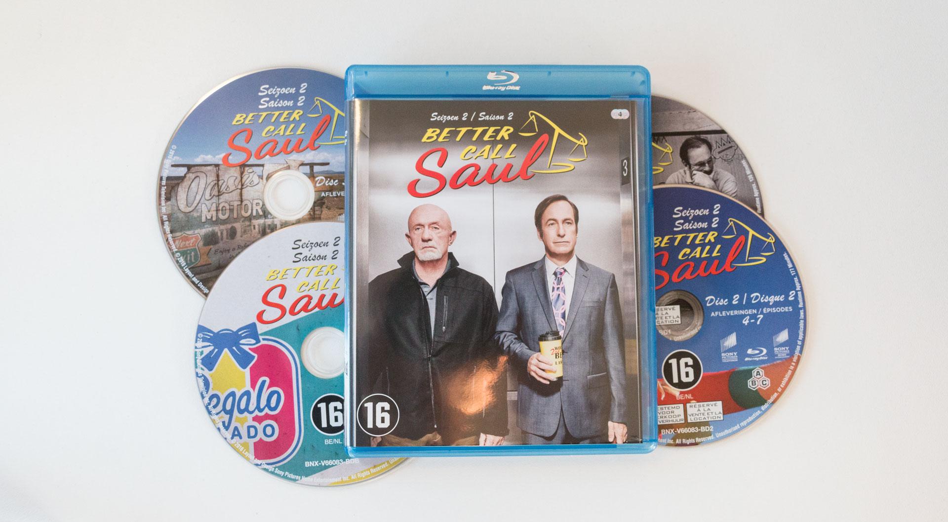 Better Call Saul Packshot Seizoen 2