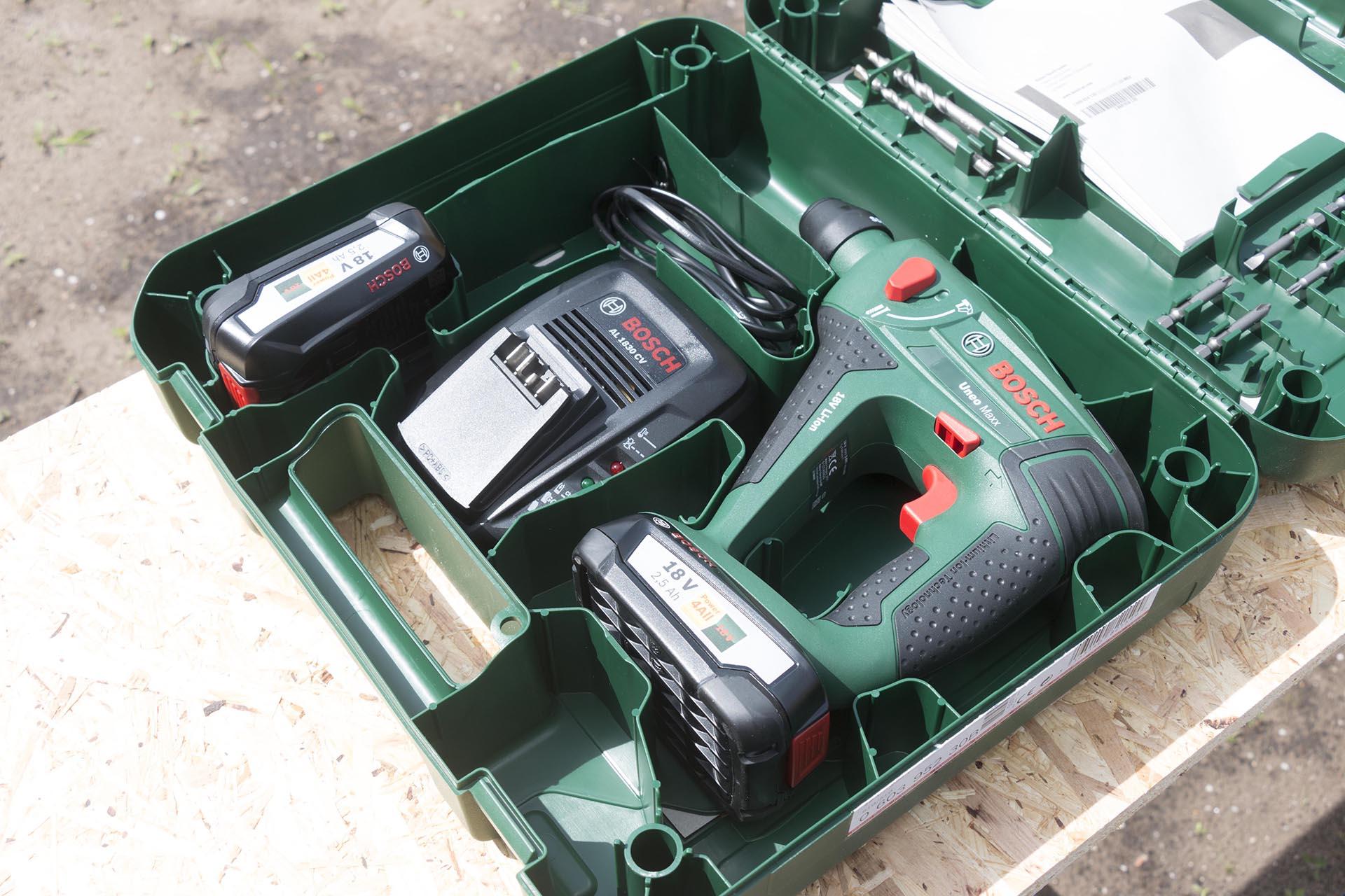 Bosch Uneo Maxx Koffer