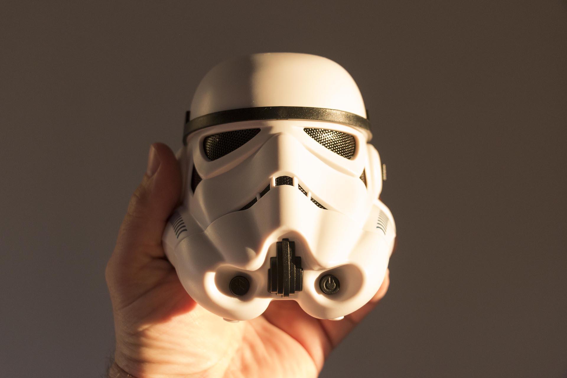 Disney Stormtrooper Bluetooth Speaker