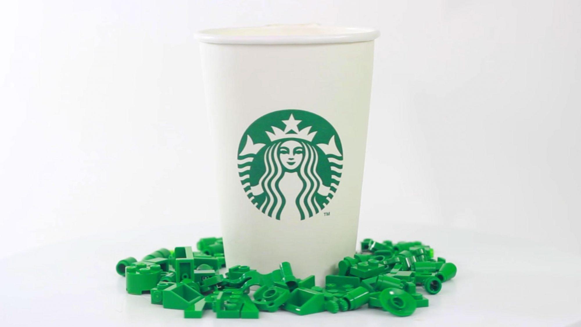 LEGO Starbucks