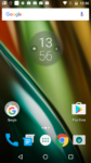 Lenovo Moto E3 Screenshot