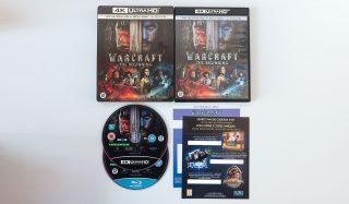 Warcraft: The Beginning 4K Packshot