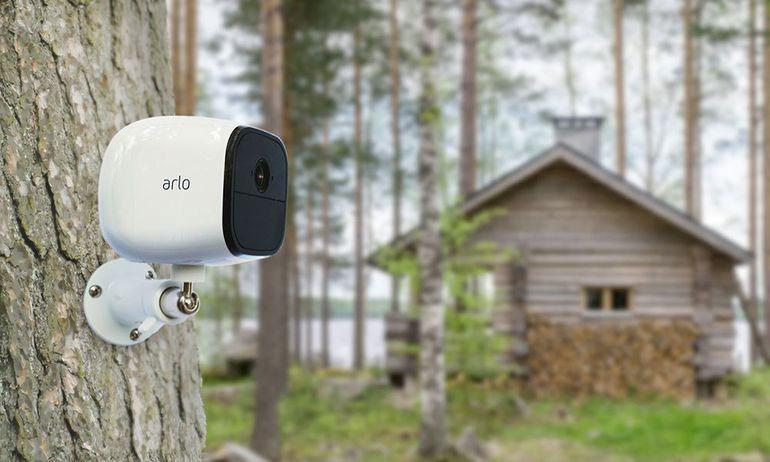 Netgear Arlo Go Camera