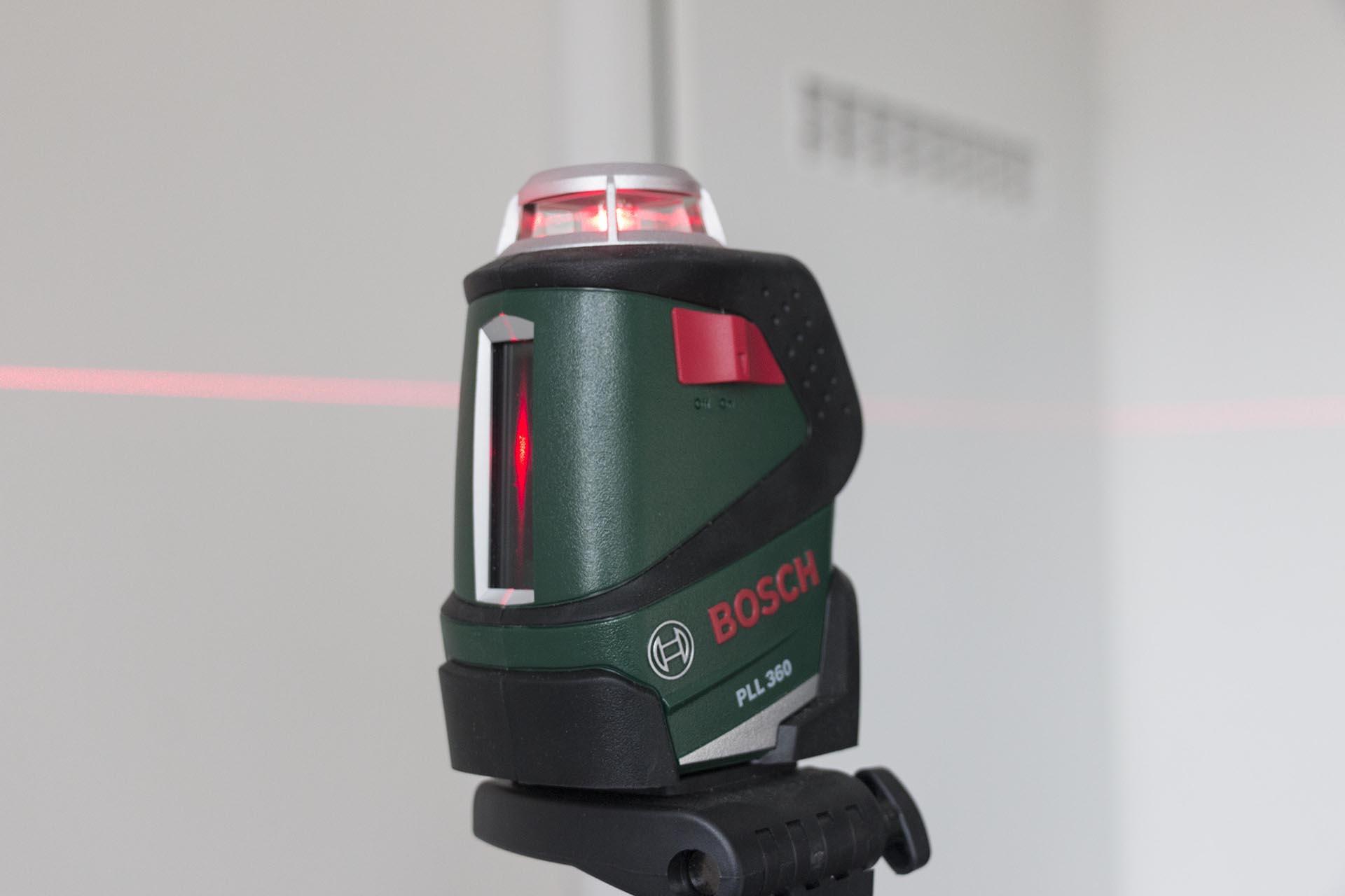 Review bosch pll 360 kruislijnlaser laserwaterpas - Laser bosch pll 360 ...