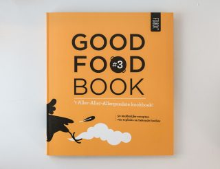 Good Food Book #3 Cover