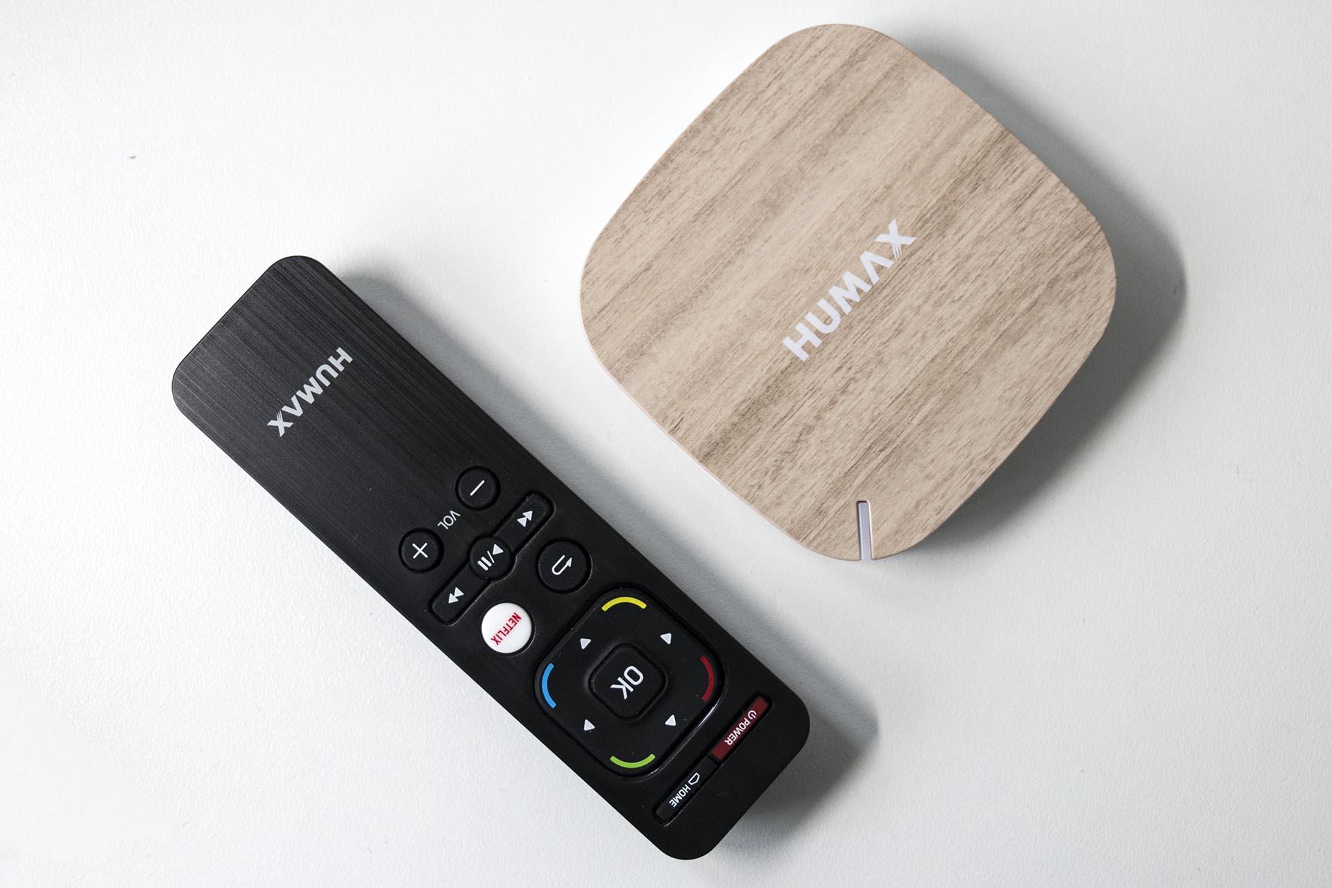 Humax TV+
