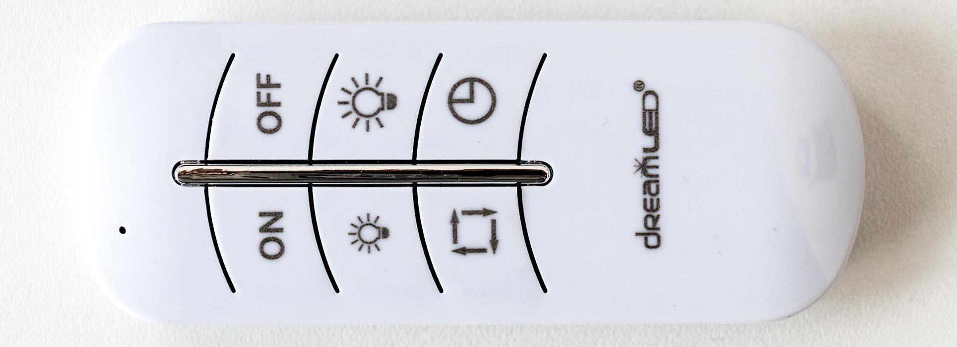 DreamLED RF LED Panel 22,5 Afstandsbediening