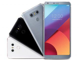 LG G6 Kleuren