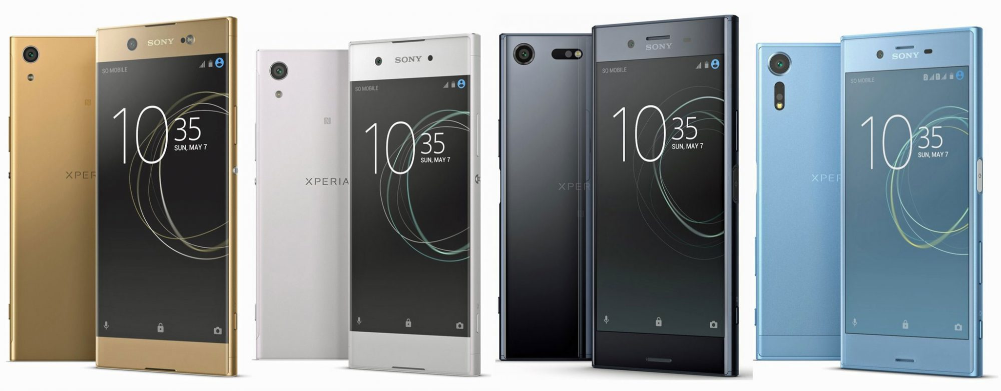 Sony Xperia 2017