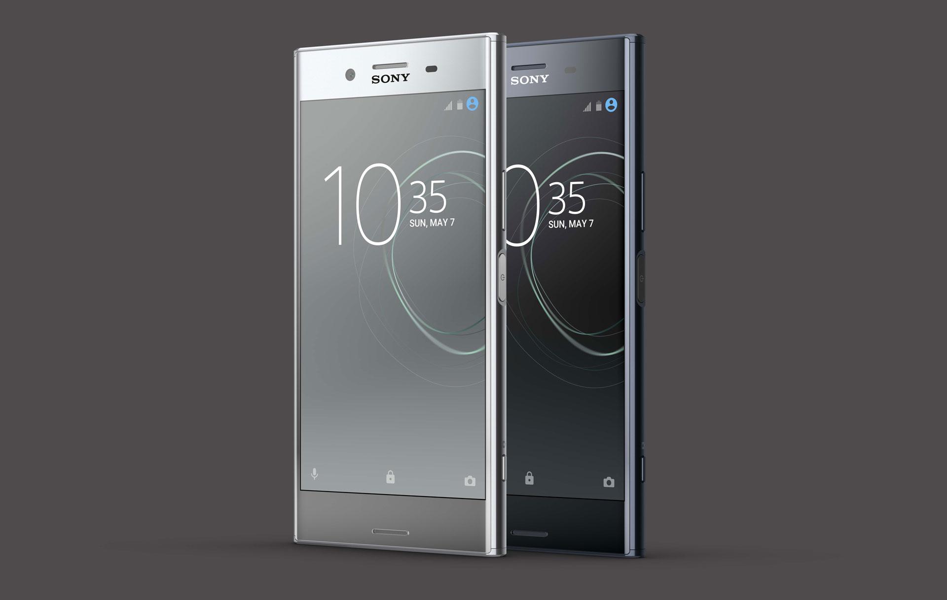 Sony, Xperia XZ Premium