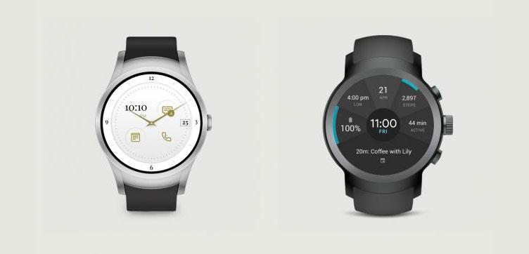 Verizon Wear en LG Watch Sport