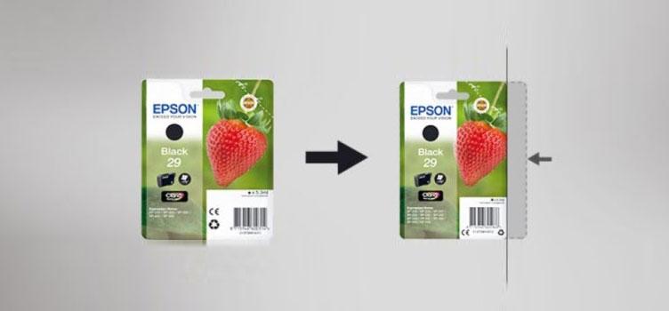 Epson verpakkingen