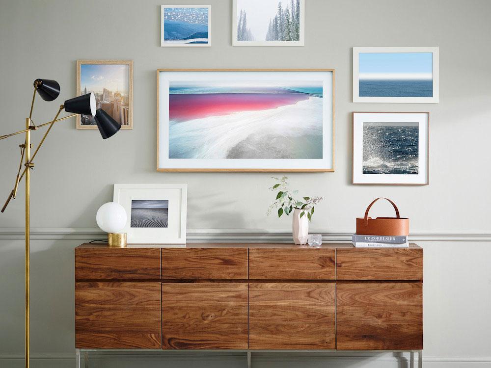 Samsung QLED Art Frame