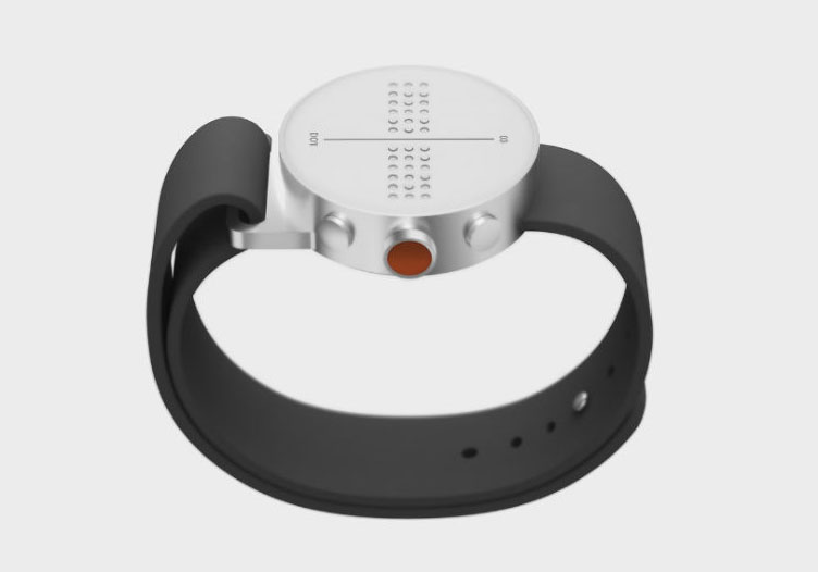 The Dot Braille Smartwatch
