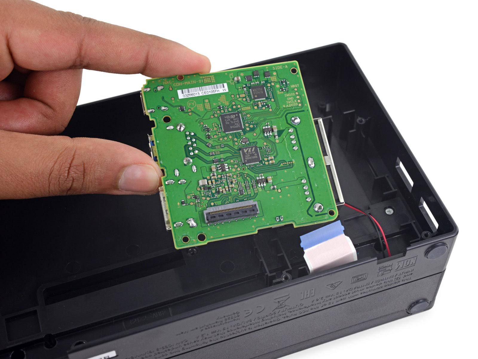 Nintendo Switch Dock Chipset