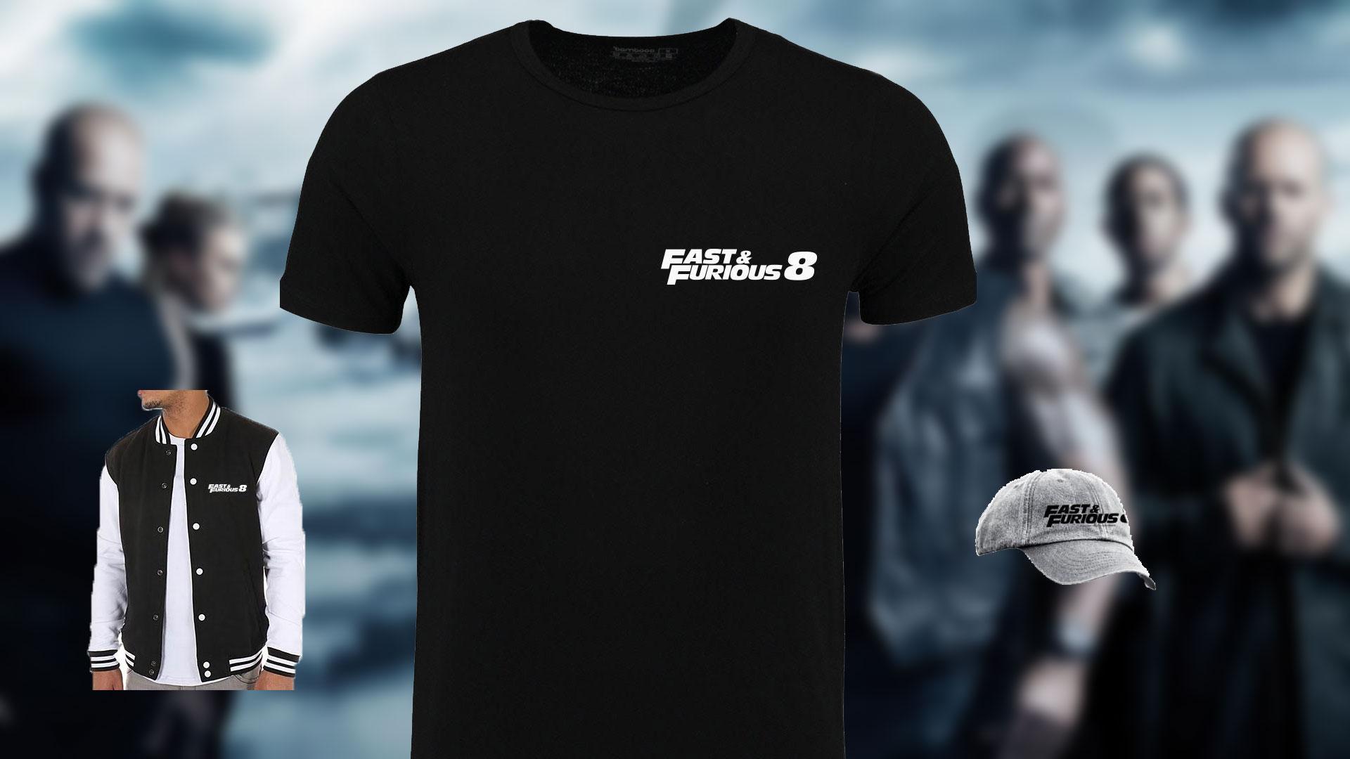 Fast & Furious 8 Fanpack