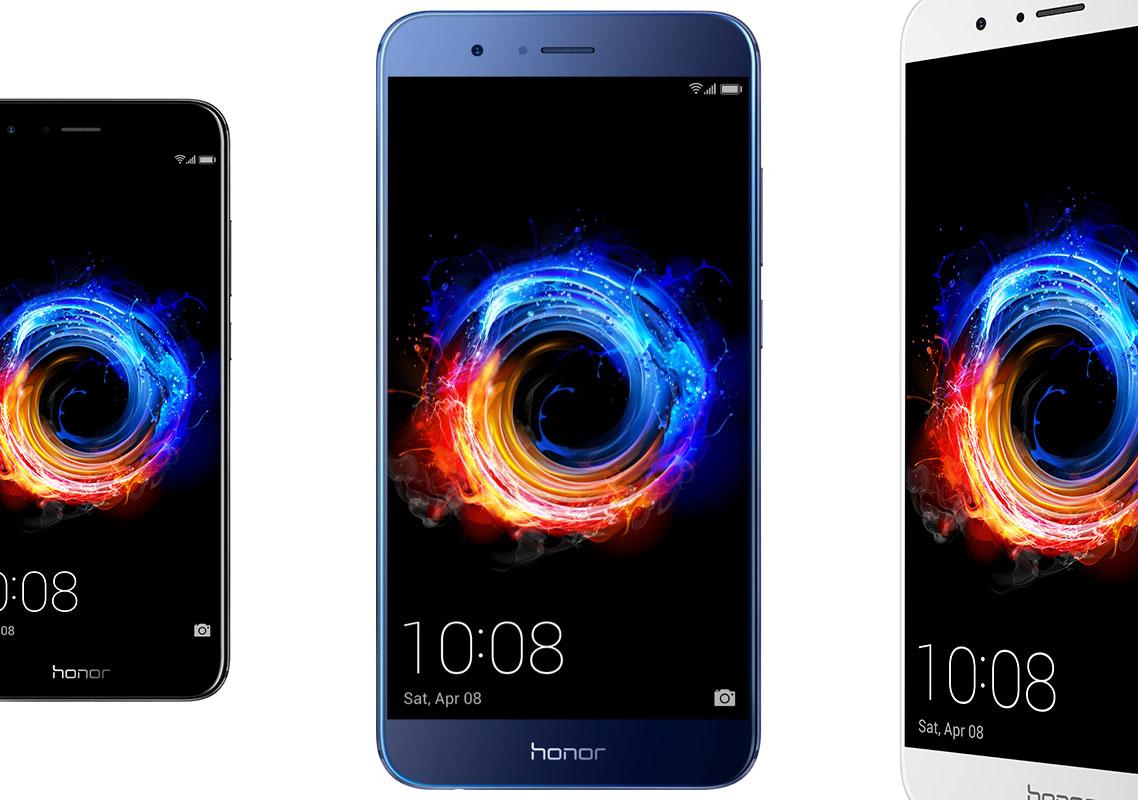Honor 8 Pro Voor Kleuren