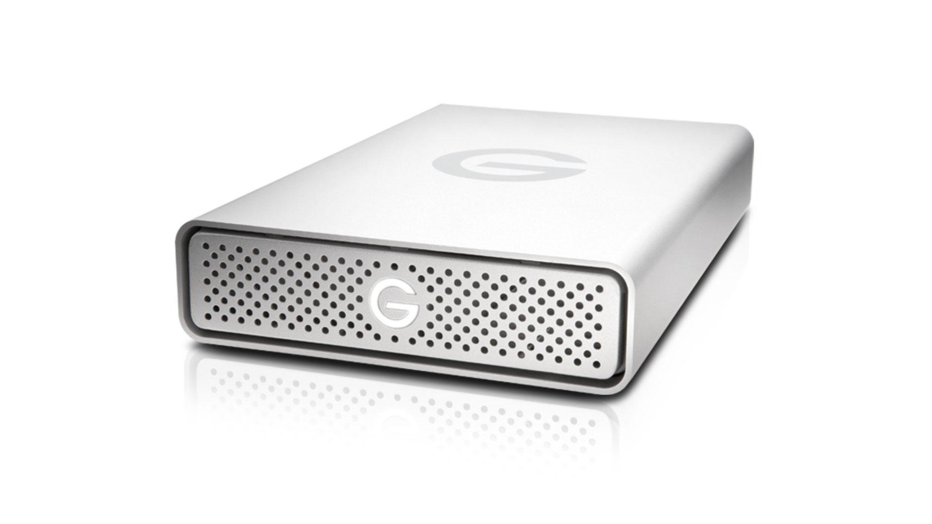 Western Digital G-Drive USB-C