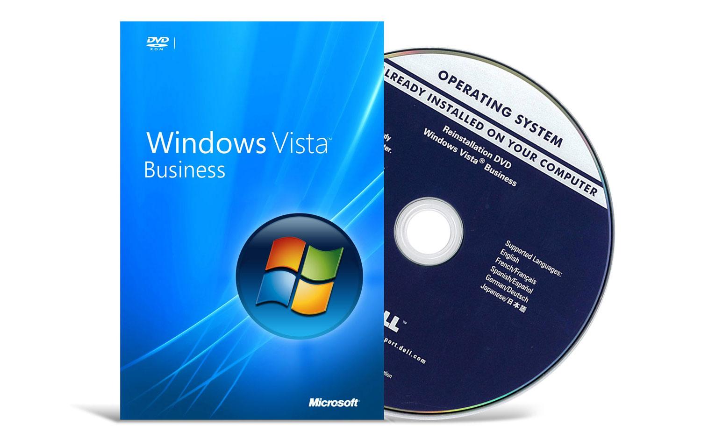 Windows Vista Business DELL