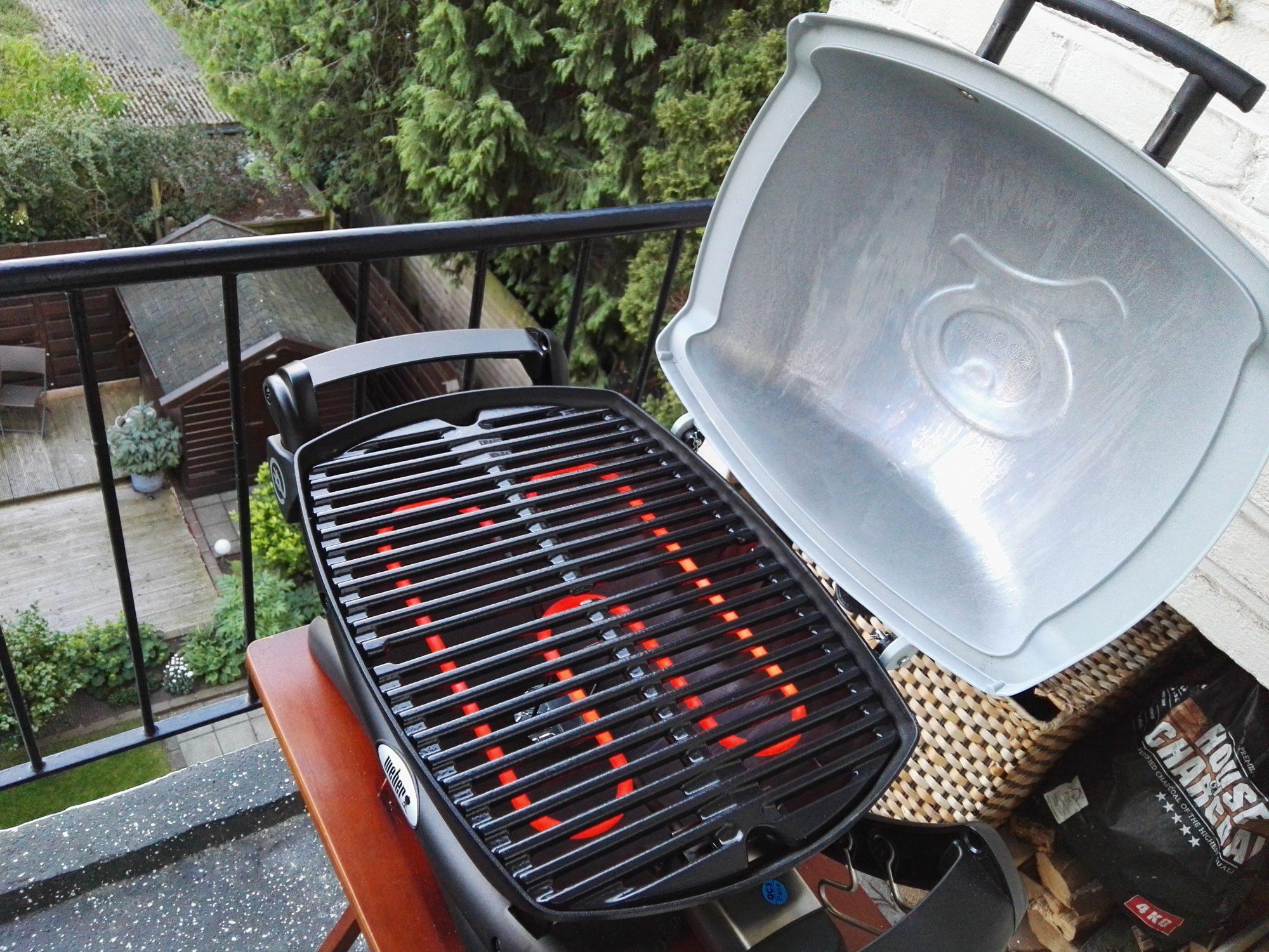 Review weber q1400 elektrische bbq - Barbecue weber q1400 ...