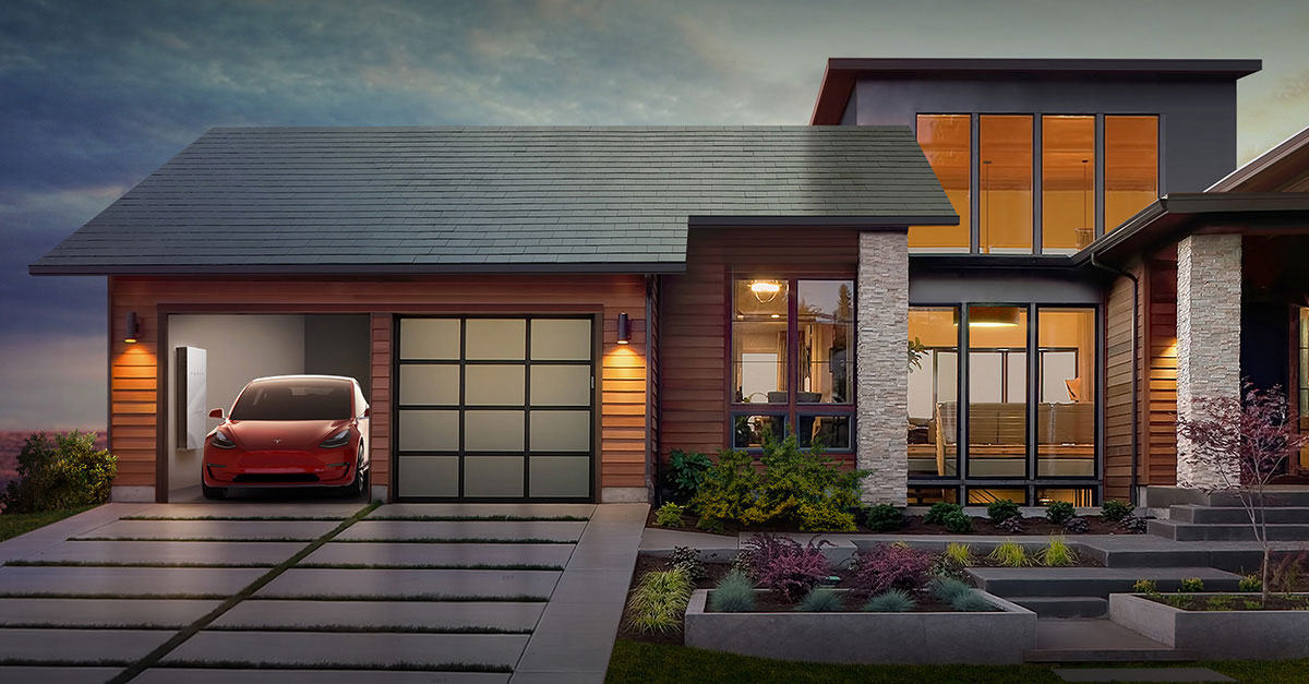 tesla s solar roof nu ook in nederland en belgi. Black Bedroom Furniture Sets. Home Design Ideas