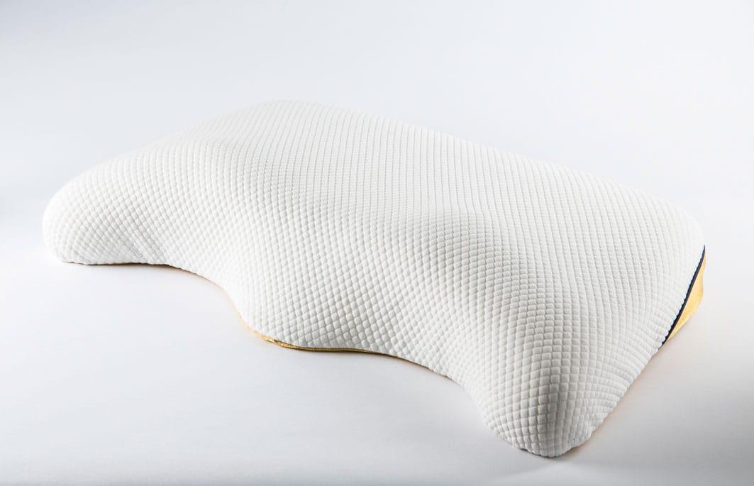 Van Dijk Kussens : Tailormade pillow u2013 gold edition een kussen met een bijzonder