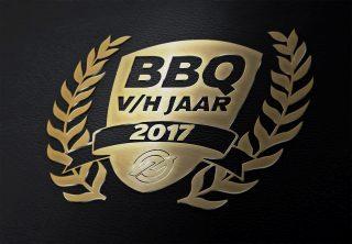BBQ van het jaar 2017 Award