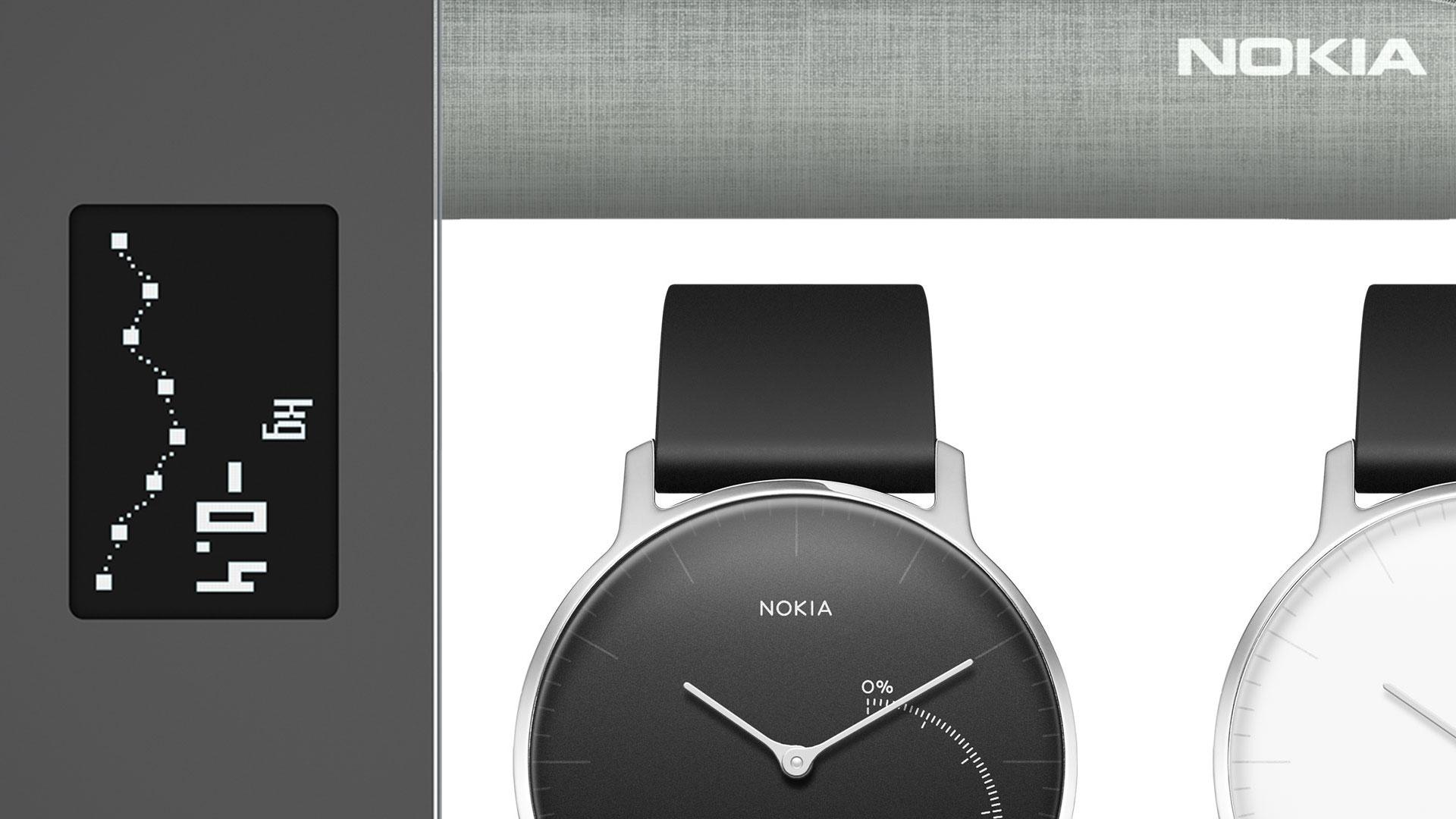 Nokia Withings eHealth