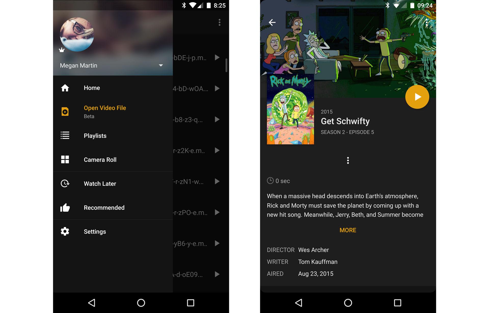 Citaten Strijd Android : Plex gaat op android de strijd aan met vlc gadgetgear