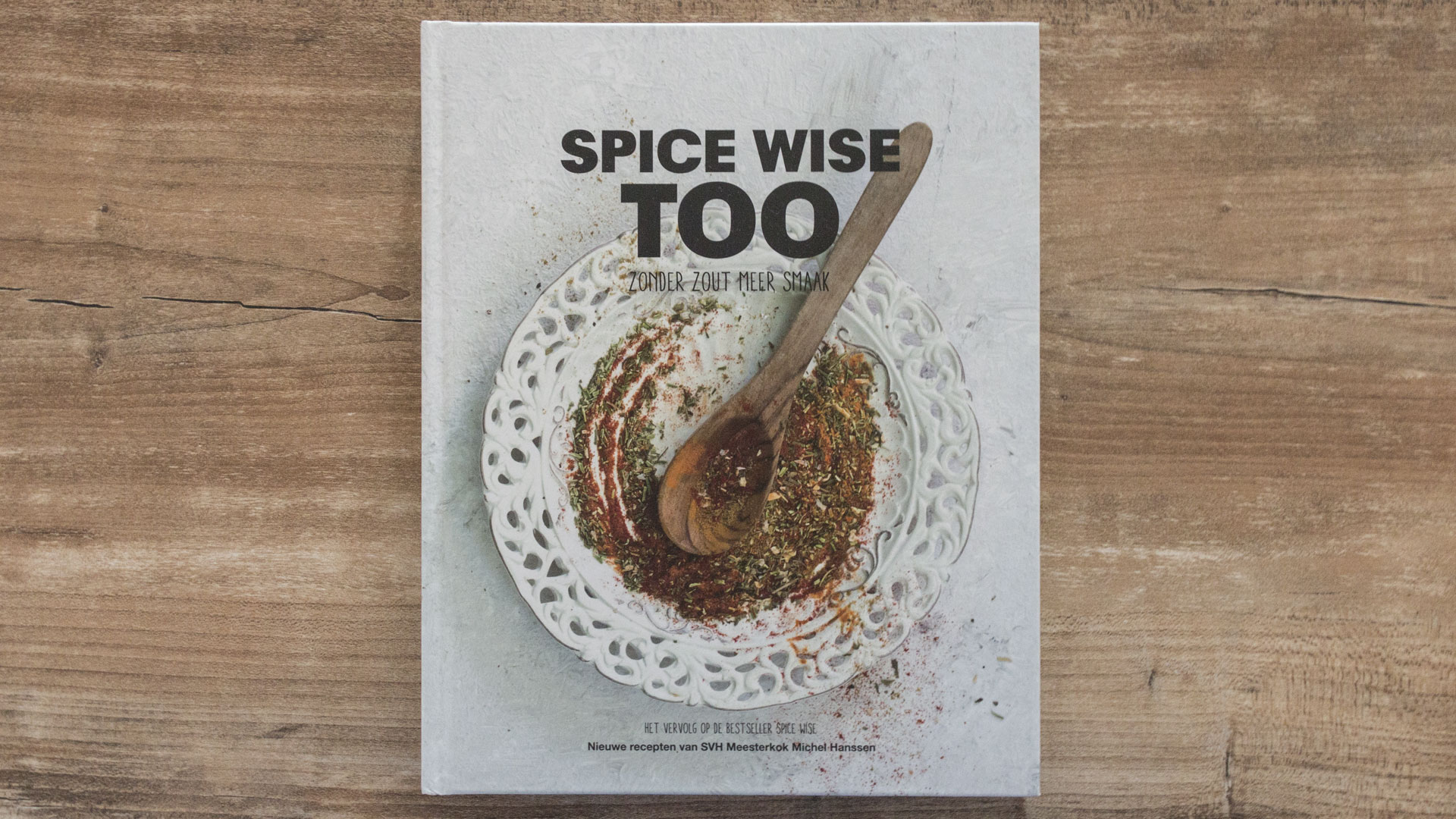 Spice Wise Too hardcover